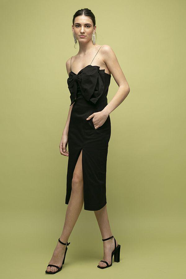 Anna-October-creme-de-la-creme-vestido-tirantes-lazo-negro-2