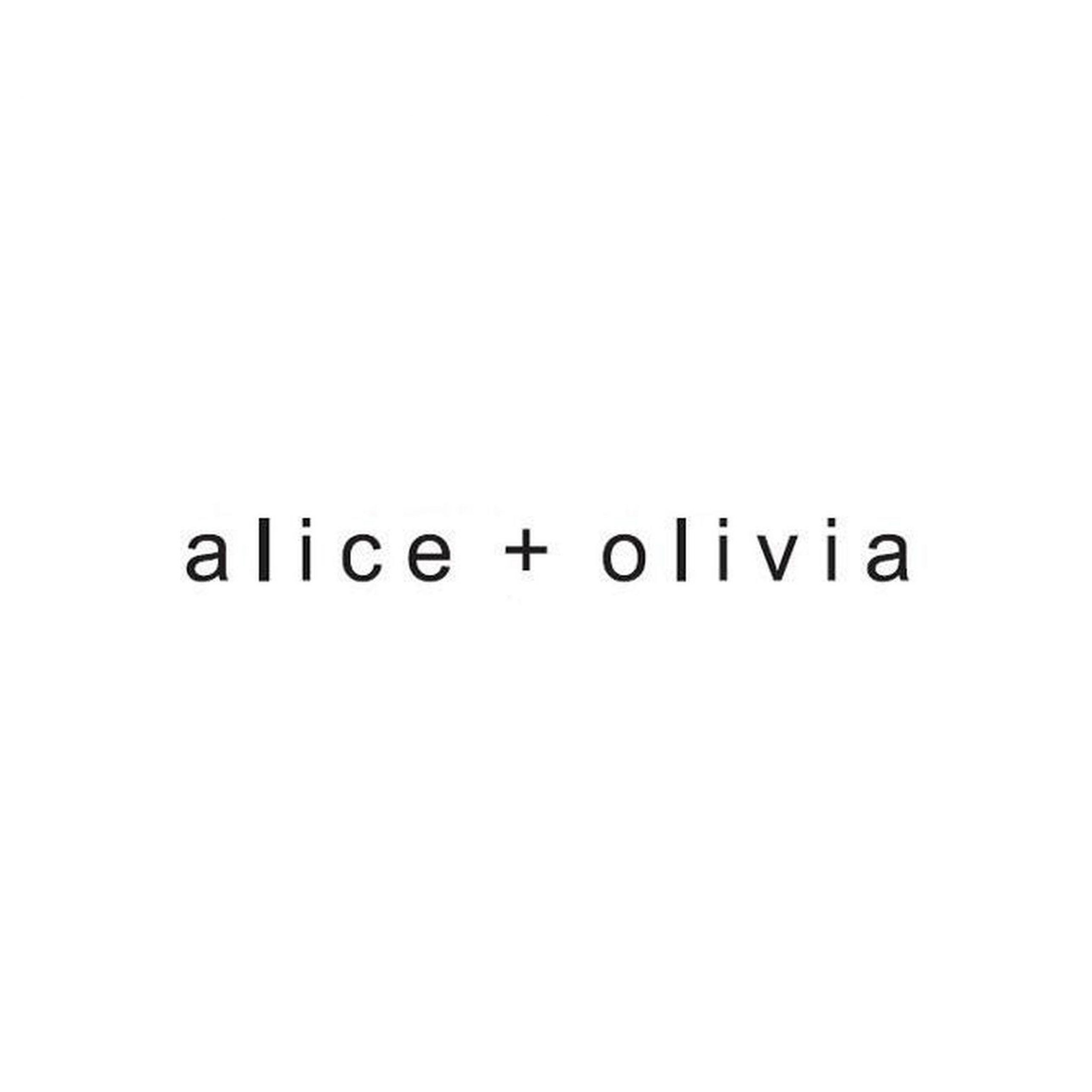 Alice and Olivia-Logo