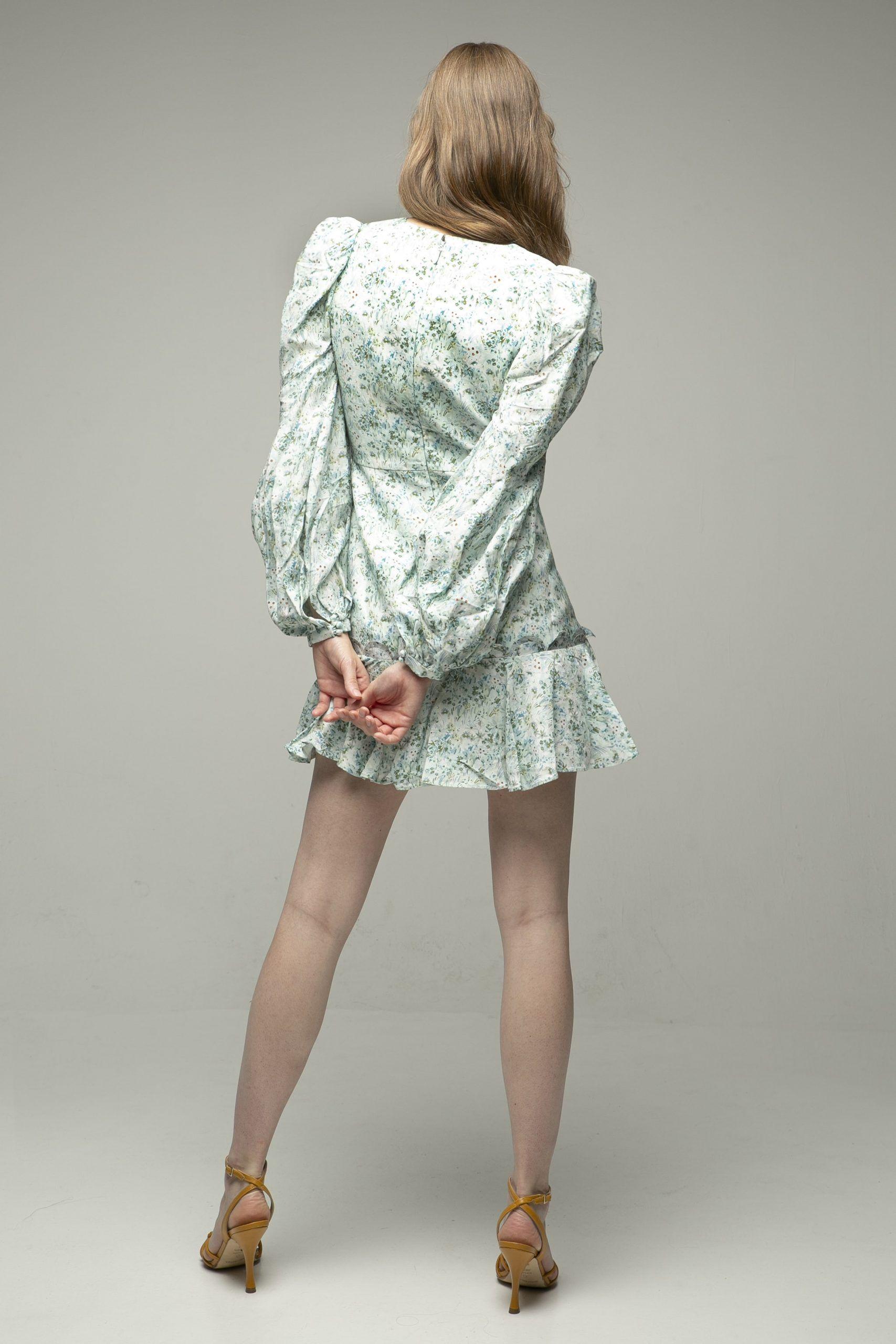 acler-dixon-vestido-corto-azul-florecitas-3