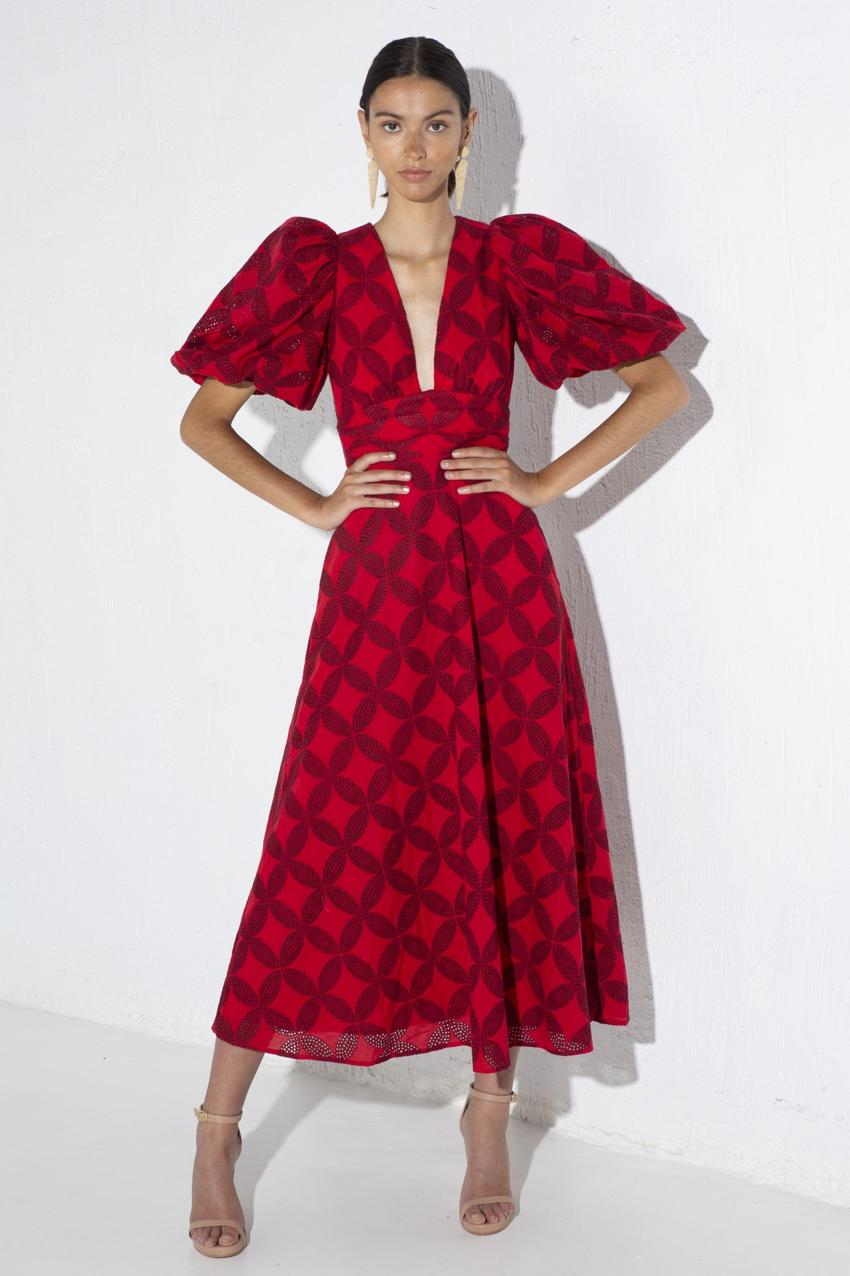 hamilton-acler-vestido-rojo