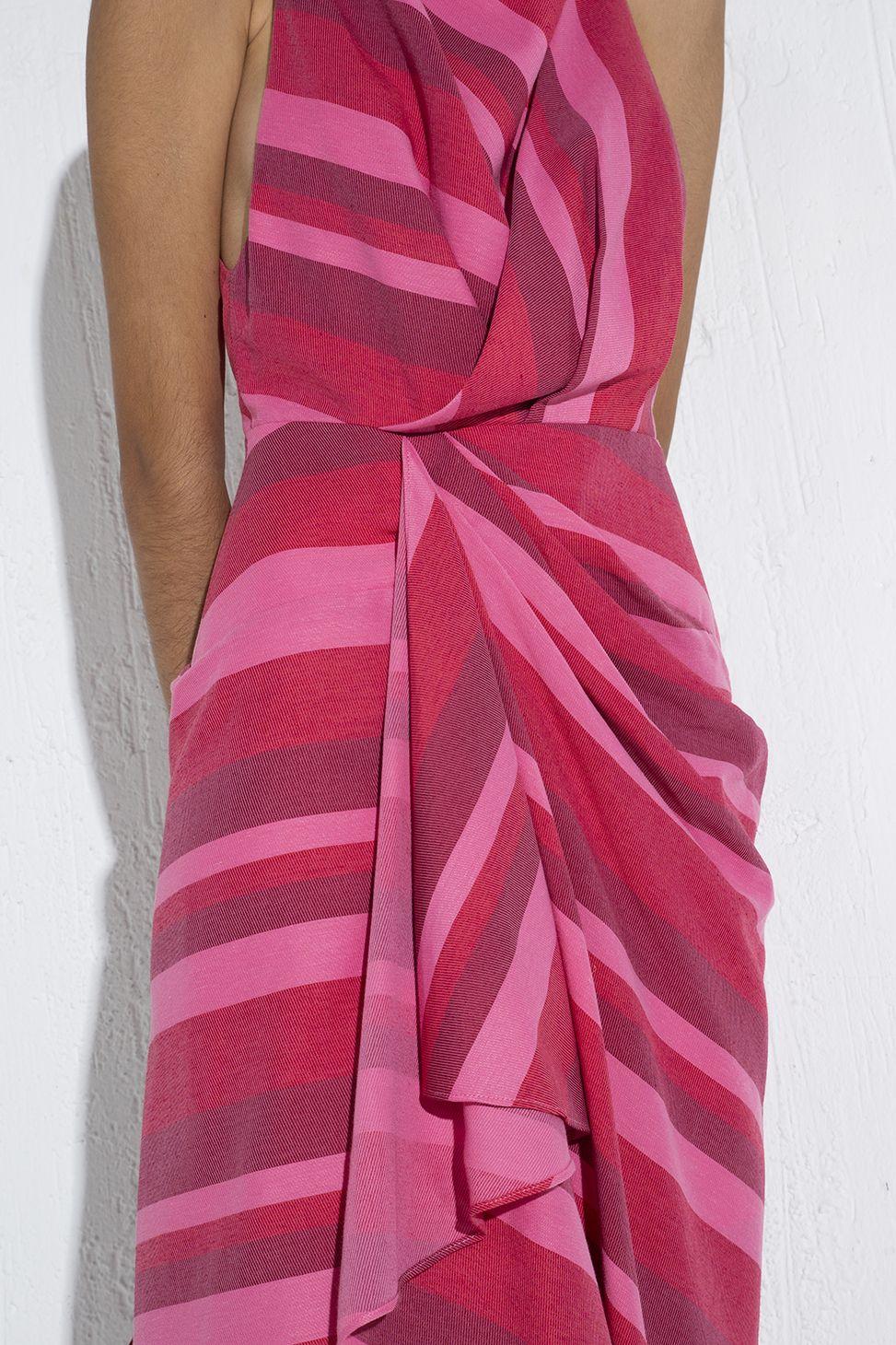 acler-faver-vestido-midi-rojo-fruncido-3