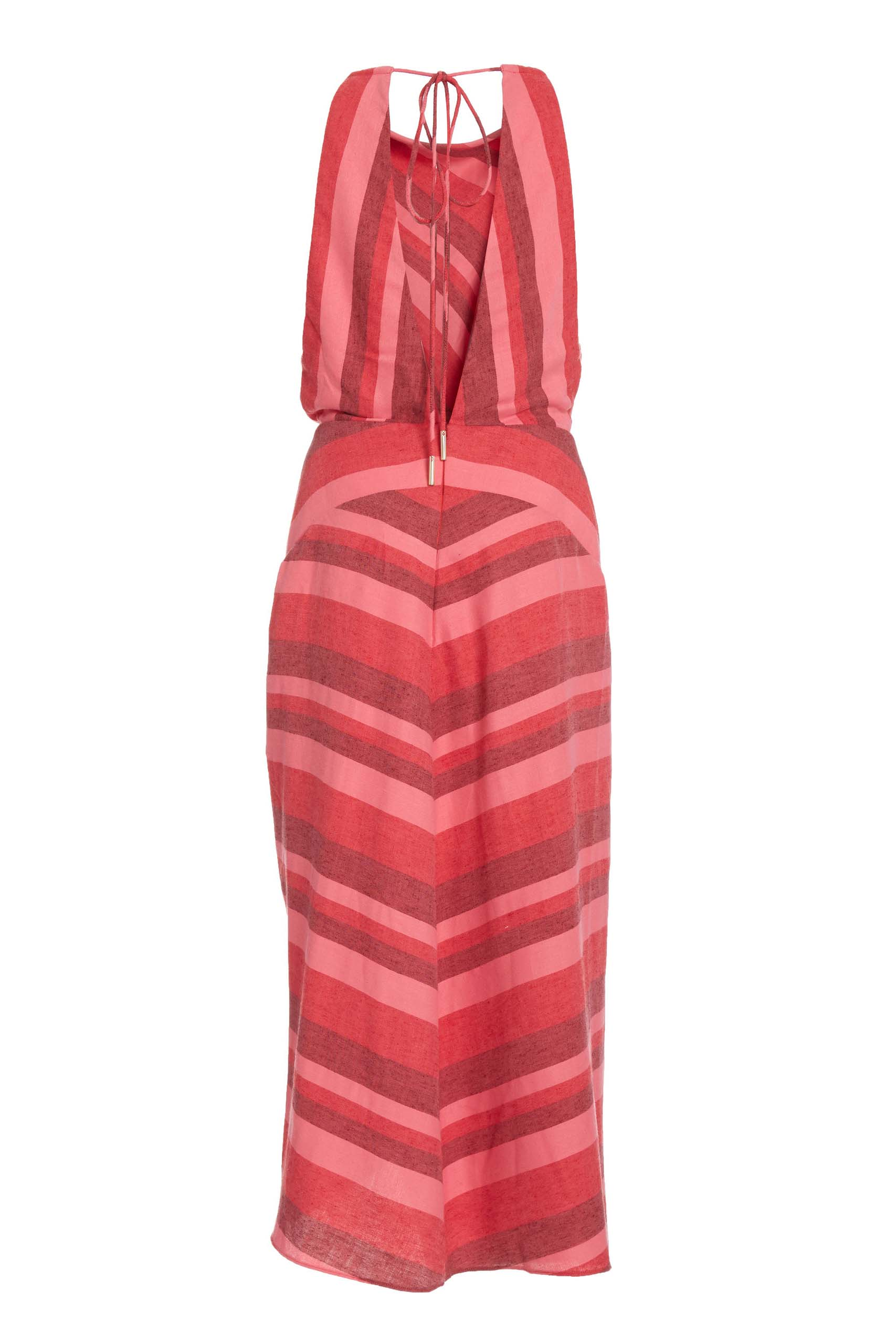 acler-faver-vestido-midi-rojo-fruncido-2